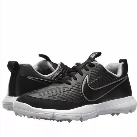 Explorer Spikeless Golf Shoe Black Wide